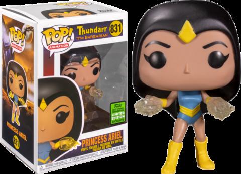 Фигурка Funko Pop! Animation: Thundarr the Barbarian - Princess Ariel (Excl. to Emerald City Comic Con 2021)