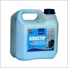 Влагоизоляция для линолеума и ковролина KIILTO Kerastop (Прозрачный)