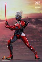 Фигурка Райден Metal Gear Rising — Raiden Inferno Armor Version