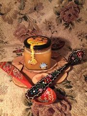 Натуральный гречишный алтайский мед 500 г