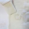 Комбинезон махровый из шерсти мериноса
