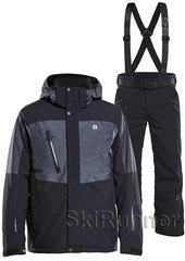 Горнолыжный костюм 8848 Altitude Westmount Cadore 18 Black мужской