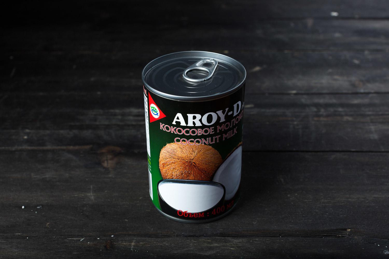 """Кокосовое молоко 60% """"AROY-D"""""""