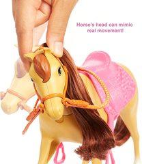 Куклы Barbie Экскурсия на лошадях Игровой набор