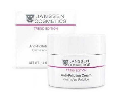 JANSSEN COSMETICS Защитный дневной крем | Anti-Pollution Cream