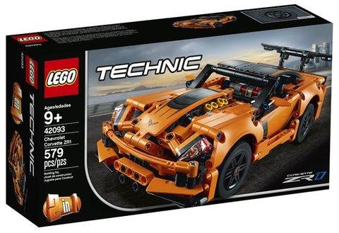 Lego konstruktor Technic Chevrolet Corvette ZR1