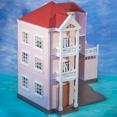 Трехэтажный домик Anbeiya family 015-13