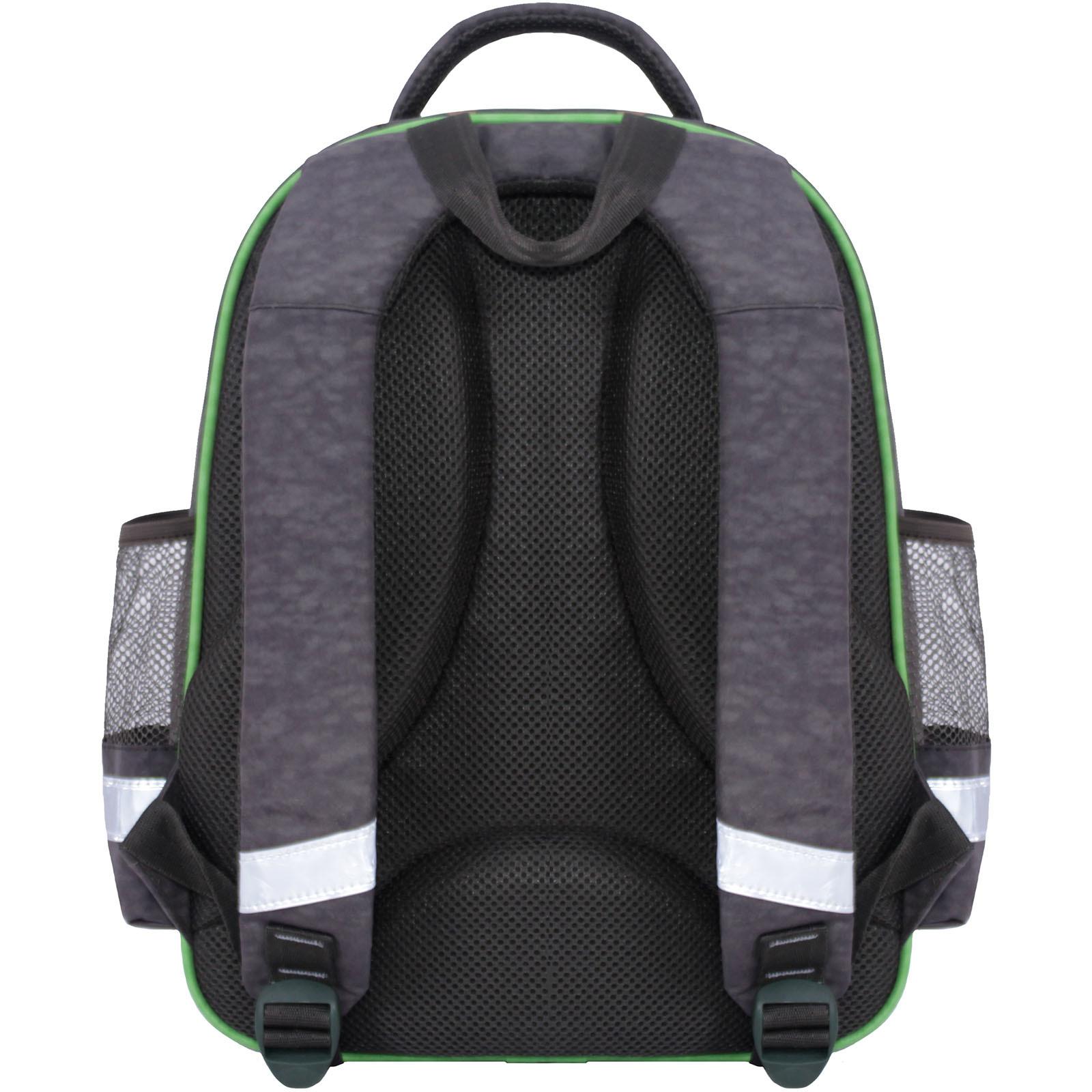 Рюкзак школьный Bagland Mouse 327 хаки 270к (0051370) фото 4