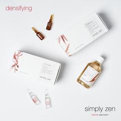 Антивозрастной шампунь densifying shampoo simply zen
