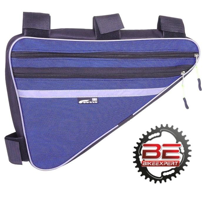 Велосумка в раму Course Мастер BC015 синяя