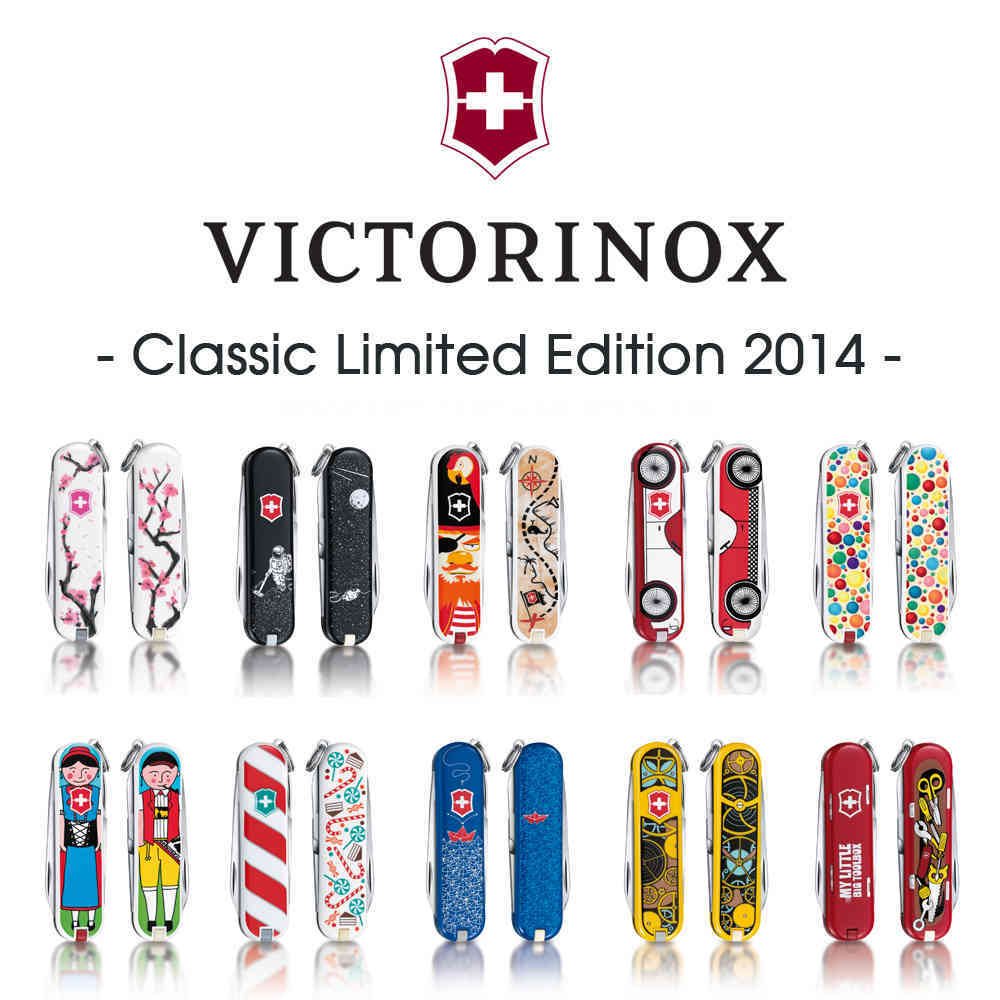 Victorinox Classic Limited Edition 2014 | Wenger-Victorinox.Ru