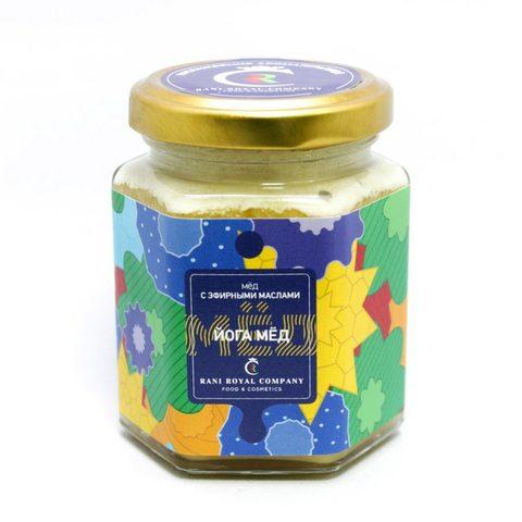 «Йога» мёд с эфирными маслами 240 г