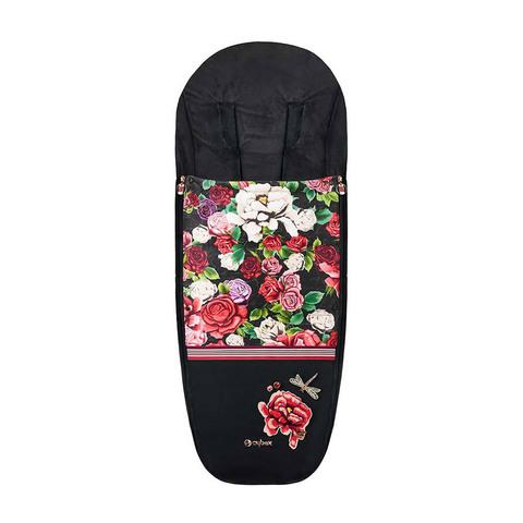 Теплый конверт в коляску Cybex Priam Footmuff Spring Blossom Dark