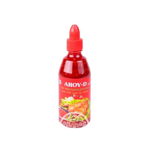 Соус Чили сладкий для курицы AROY-D  550г Тайланд