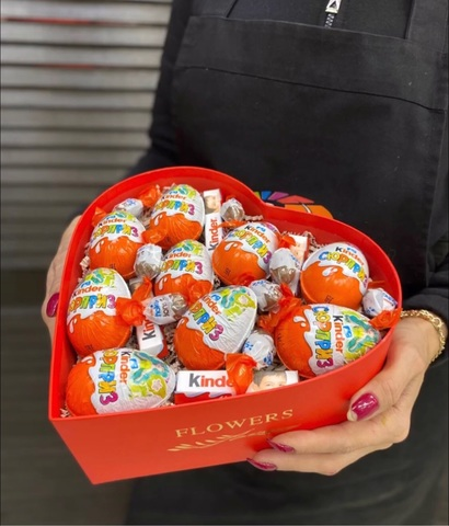 Шоколад серии киндер в коробочке #15194