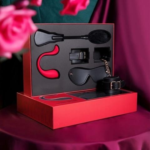 Svakom Unlimited Pleasure лимитированный подарочный набор LIMITED EDITION BDSM GIFT BOX