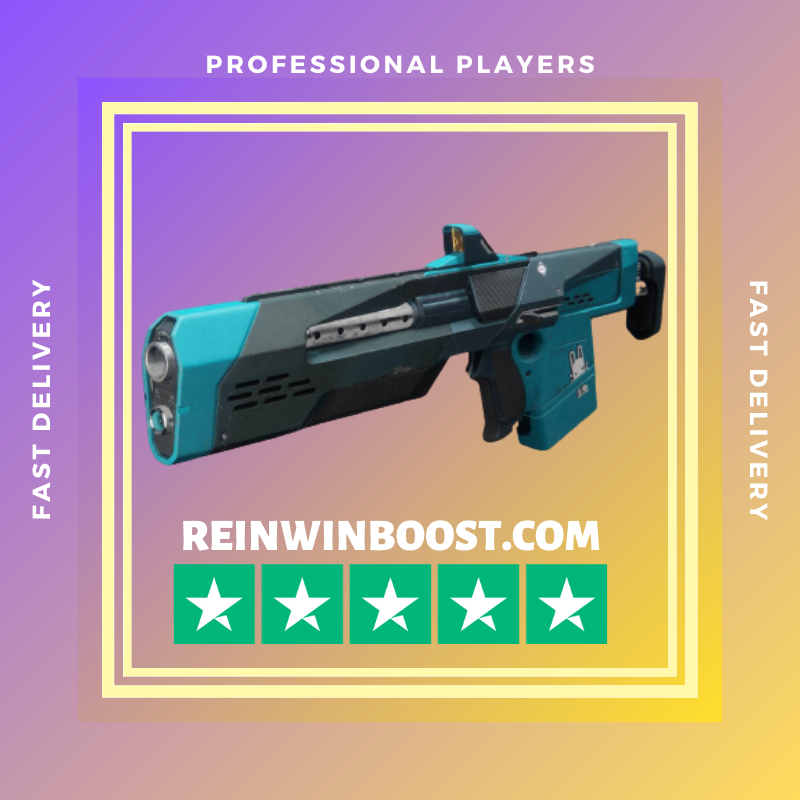 The Jade Rabbit Exotic Scout Rifle