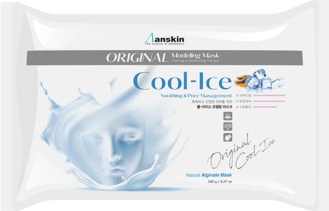 Альгинатная маска с гиалуроновой кислотой Anskin Hyaluronic Modeling Mask, пакет, 240 гр.