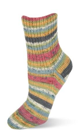 Носочная пряжа Rellana Flotte Socke Bambo Merino 3001