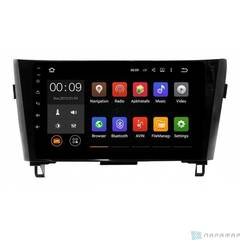 Штатная магнитола 4G/LTE Nissan Qashqai 14+ Android 7.1.1 Parafar PF967