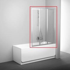 Шторка на борт ванны складная 130х140 см Ravak Supernova VS3 130 795V0100Z1 фото