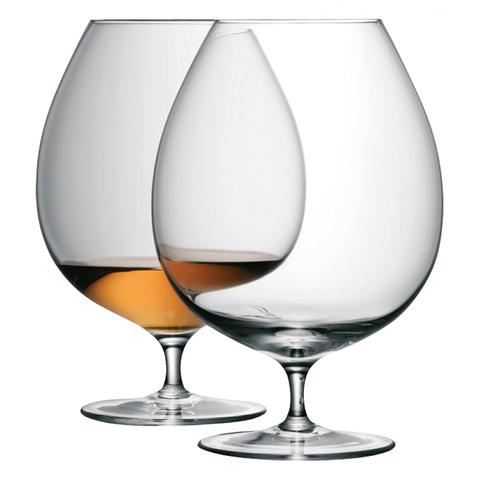 Набор из 2 бокалов для бренди Bar LSA International, 900 мл