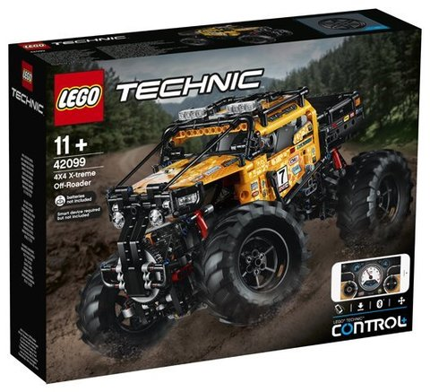 Lego konstruktor Technic 4X4 X-treme Off-Roader