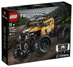 Lego konstruktor Technic 4X4 X-treme Off-Roader