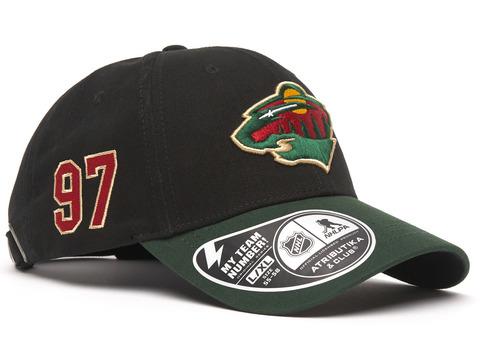 Бейсболка NHL Minnesota Wild № 97