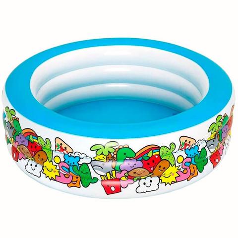 Детский надувной бассейн Bestway 51121 Фантазия (152х51 см) / 18481