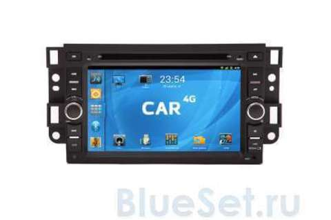 Car 4G JET штатная мультимедийная система в авто, на Android для Chevrolet