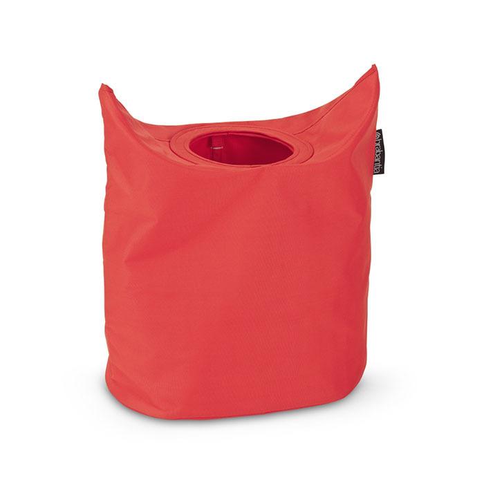 Сумка для белья овальная (50 л), Красный, арт. 102523 - фото 1