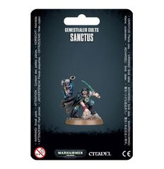 Genestealer Cults Sanctus / Санктус