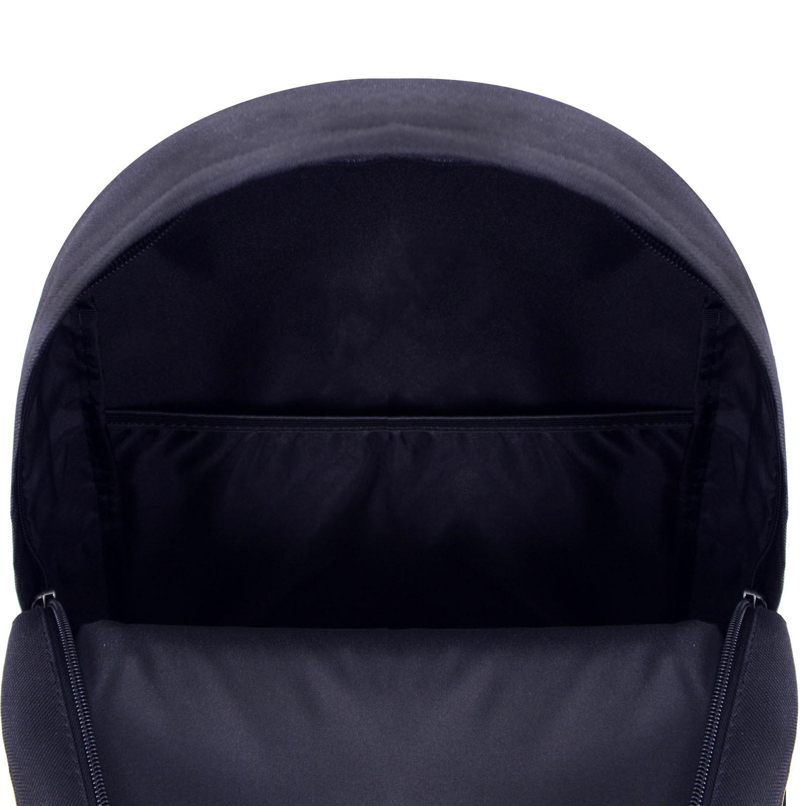 Рюкзак Bagland Молодежный W/R 17 л. Чёрный 737 (00533662) фото 5