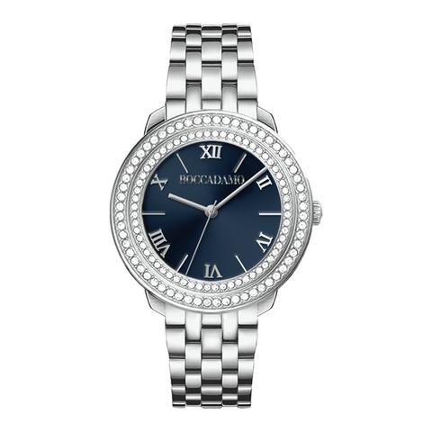 Часы Diva Silver Blue DV002 BL/S