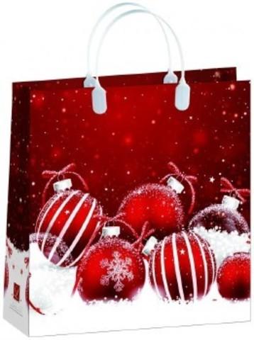 Подарочные пакеты 30x30+10 из мягкого пластика