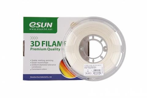 ESUN eLastic 1.75 мм 1кг., натуральный