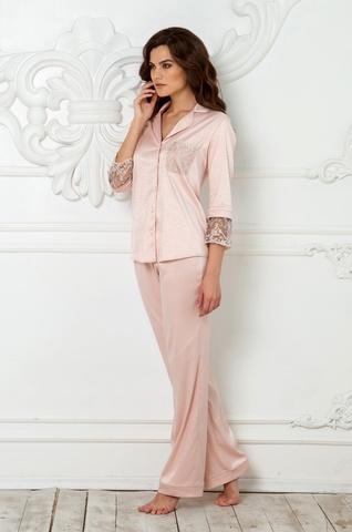 LAETE Женская  пижама с кружевом 60074