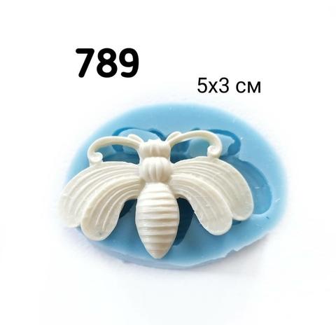 0789 Молд силиконовый. Пчела.