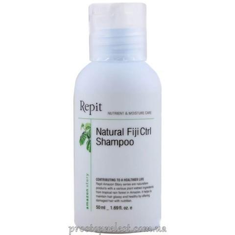 Repit Amazon Story Natural Fiji Ctrl Shampoo - Шампунь для жирных волос