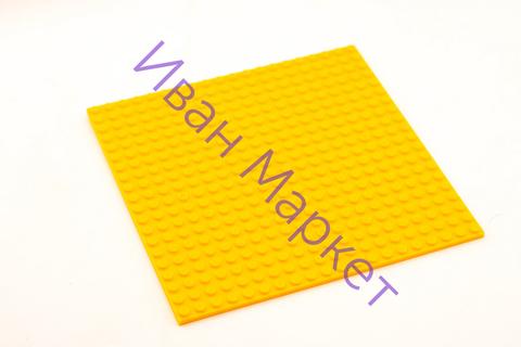 Пластина-доска для конструктора 26х26