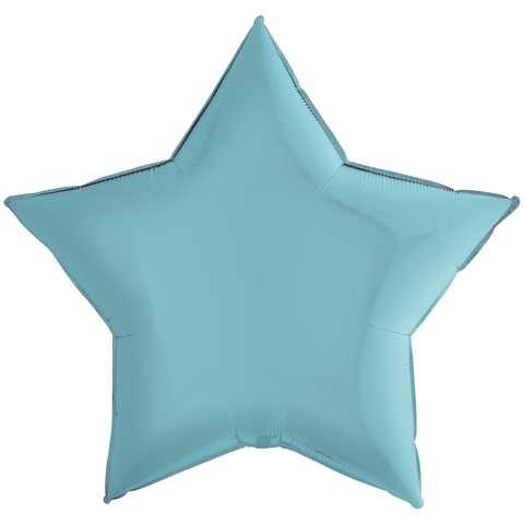 Шар - звезда большая с надписью на грузинском языке