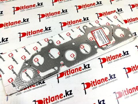 Прокладка выпускного/впускного коллектора для а/м Лада Самара, Гранта, Калина, Приора, Ларгус  (двигатель 1,6L 8V)