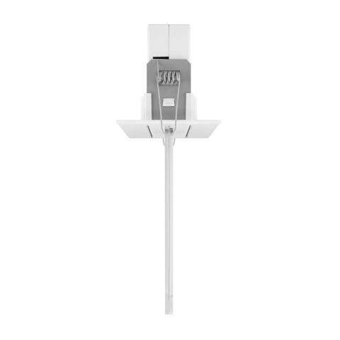 Световой указатель ONTEC G с рамкой для встраиваемого монтажа – вид сбоку
