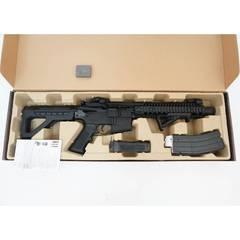 Пневматическая винтовка Crosman DPMS SBR (М16, металл, коллиматор) 4,5 мм