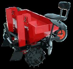 Картофелесажалка КС-2МТ для мини-трактора