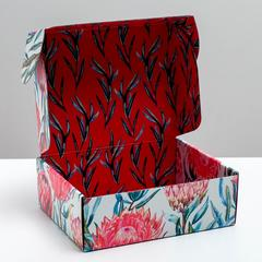 Коробка двухсторонняя складная Beautiful, 27 × 21 × 9 см, 1 шт.