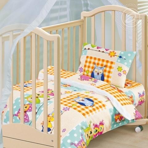 Детское постельное бельё Соня БЯЗЬ ЯСЕЛЬНАЯ