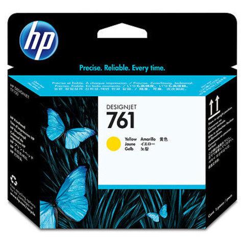 Оригинальная печатающая головка HP CH645A 761 желтый