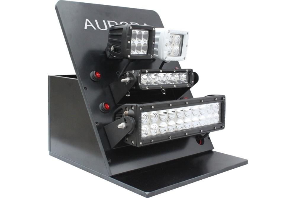 Демо стенд фар Aurora ALO-DSPL1 ALO-DSPL1